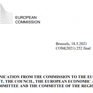 EC Communication on the European Strategy for International Cooperation in Research and Innovation