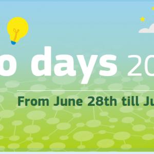 Horizon Europe Info days between June 28 and July 9