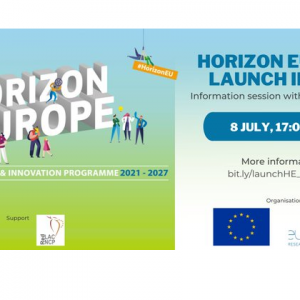 Don't miss Horizon Europe launch in LAC!